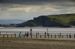 Brean Down from Weston-super-Mare