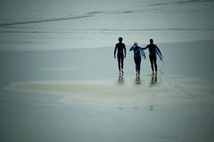 roadirl02 (DavidSciora) Tags: travel ireland people beach surfing sciora lehinch roadtripireland lpblue