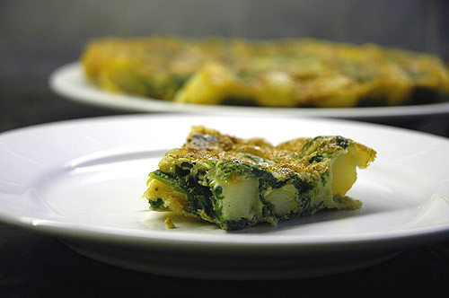 spinachtortilla