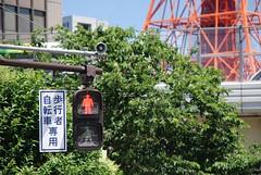 red_signal (naitokz) Tags: red japan tokyo  signal