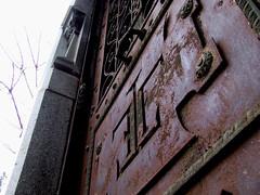 Puerta oxidada III (Jorgelixious) Tags: door cemetery puerta general cementerio oxido coolpix fujifilm oxide s5600