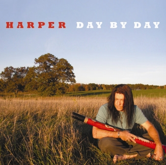 Day by Day CD cover_Harper