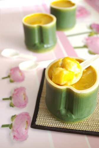 Mango Puddings