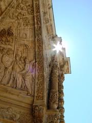 Prtico Catedral de Astorga (jorge.delprado) Tags: catedral len astorga maragatera