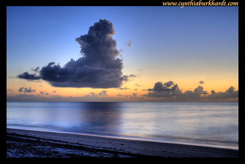 Jupiter Beach Sunrise I