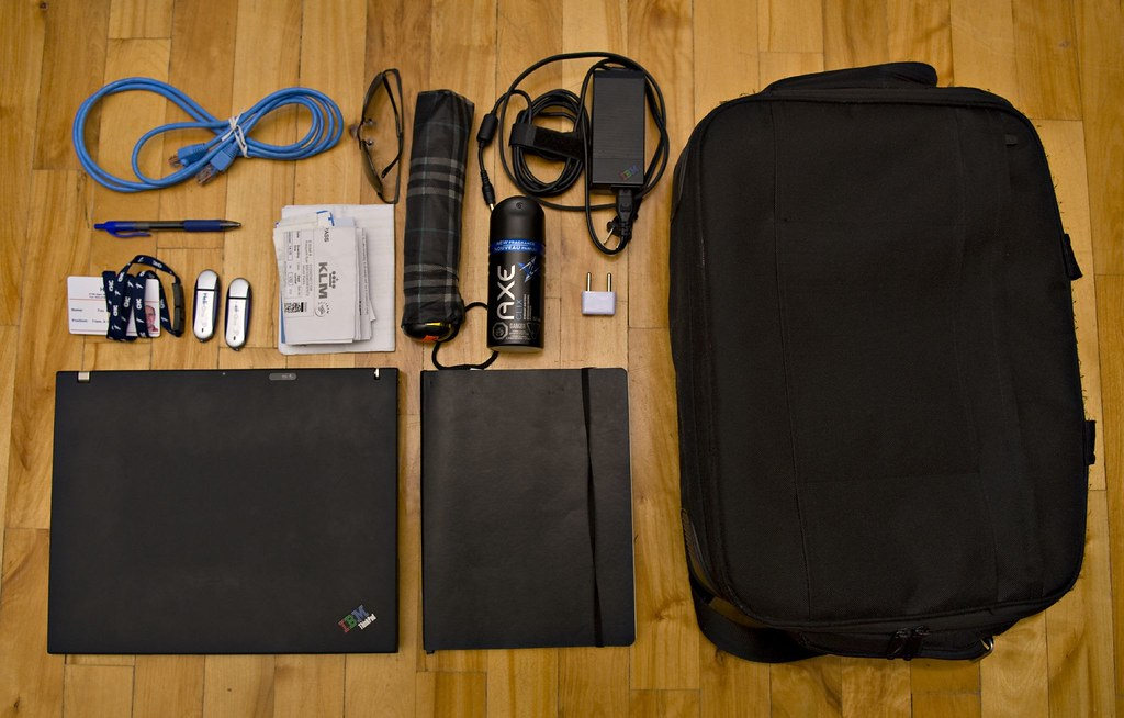 What's in my (work) bag?