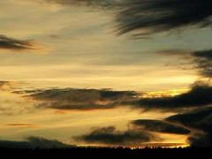 Gökyüzünün rengi değişiverdi