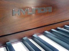 A Piano Called Hyundai