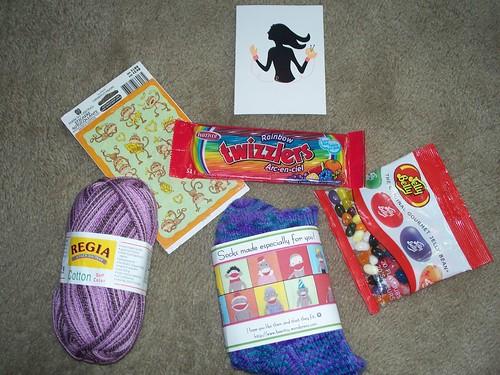 Sockapalooza package