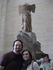 The Winged Victory at Samorathace