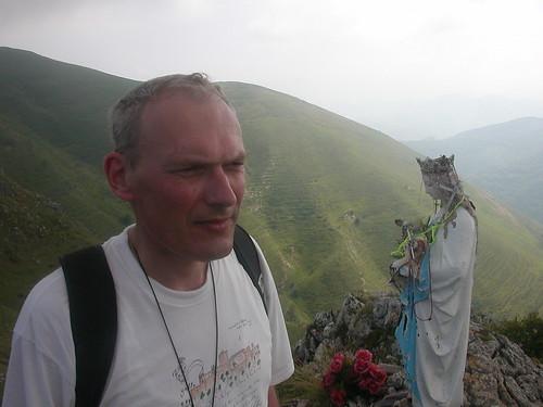 La Vierge de Biakorri et moi