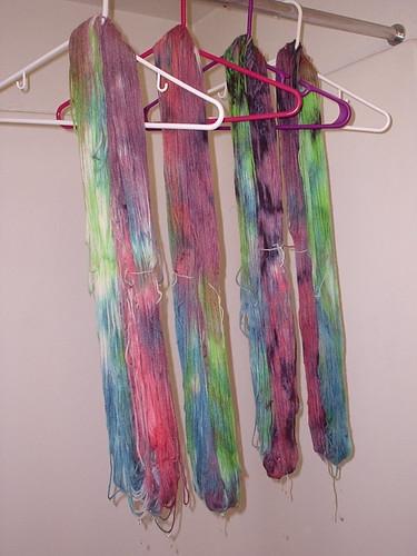 Dyed Yarn 12<span class=