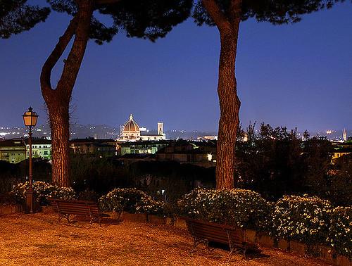 Light on Florence