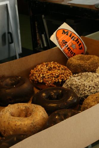 Mighty O donuts