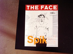 The Face, January 2000 (Oli Pyle) Tags: magazine cover dottodot theface spikejonze grahamrounthwaite