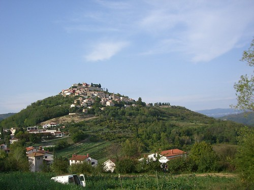 Another view of Motovun