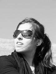 Beautiful Tima (Hamed Saber) Tags: mountains sunglasses persian meetup iran persia saber gathering iranian tehran  hamed tochal farsi  telecabin  flickrgathering     gondolalift      flickr:user=fatemeha upcoming:event=261989