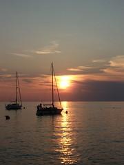 7.28 tramonto su Novigrad