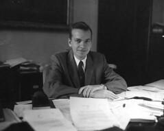 Russell Fridley, 1957