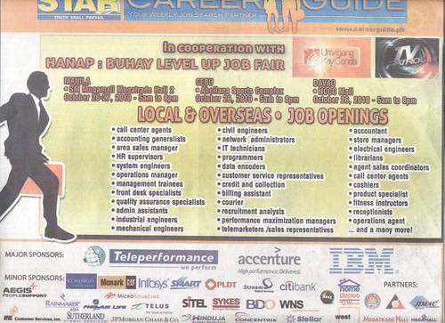 Manila Job Fair Hanap Buhay