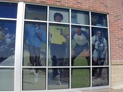 Window Graphics (Source One Digital, Inc.) Tags: instore perf windowsignage