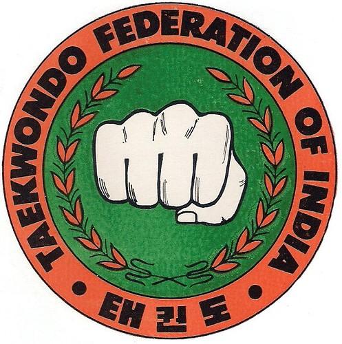 Taekwondo Federation of India (logo)