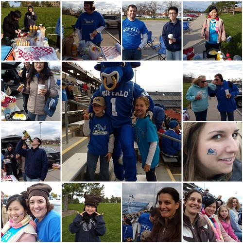 UB Homecoming Game & Tailgate