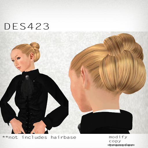 booN DES423 hair