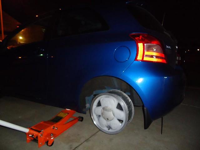My New Set Of Wheels Ronal Teddy Bears Toyota Yaris Forums
