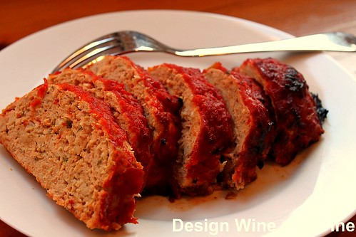 Kitchen Snaps: Simple Chicken Meatloaf ~ Deep Thoughts...