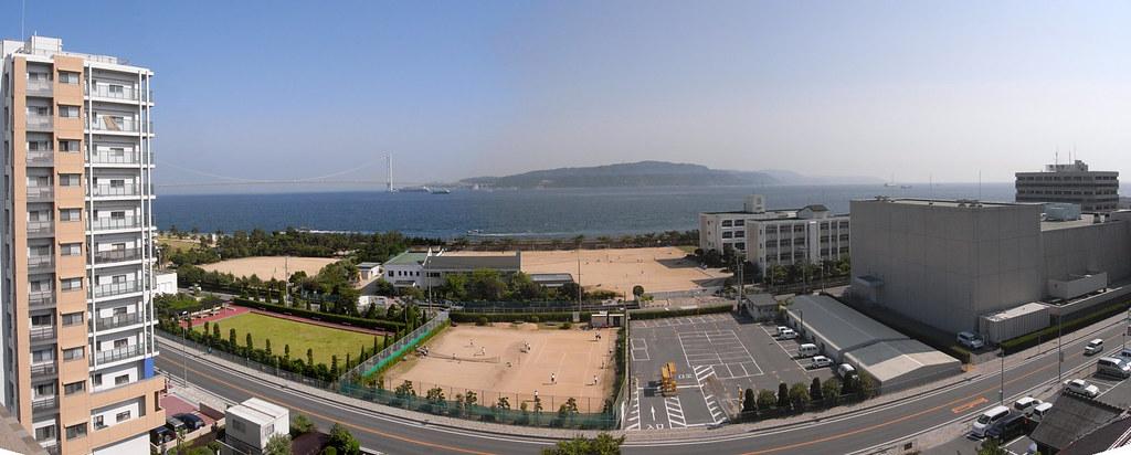 Panorama-Akashi Strait-Stitched_a2