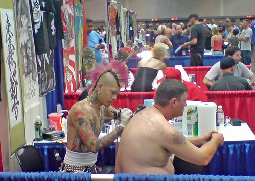 Sacramento · tattoo convention · All American Tattoo Festival · tattoo