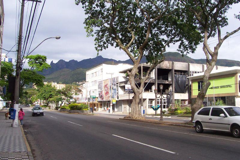 Main Street, Teresopolis