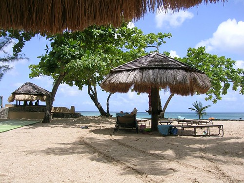 Playa privada del Resort East Winds Inn