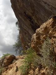 Karain Cave - Prov. Antalya, Turkey (LeszekZadlo) Tags: naturaleza nature turkey interesting rocks natureza turkiye reserve natura limestone cave geology anatolia geologia turcja