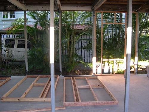 External Wall Framing - Left