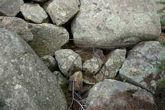 Bent Penstock (gamp) Tags: rust rockslide penstock