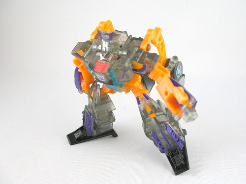 Galaxy Force EZ Master Megatron (Telemag Exclusive)