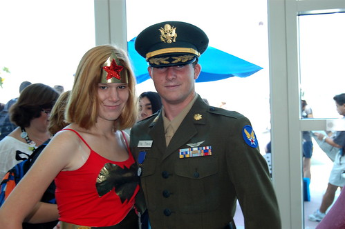 Comic Con 2007: Diana and Steve
