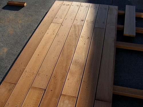 erste Planken