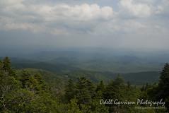 """North Carolina Mountains"" (Odell Garrison) Tags: sky mountains clouds stock northcarolina blueridgeparkway phototype"