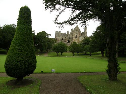 Dirleton castle 3