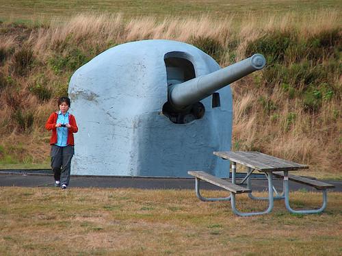 58-Chunlin Fort Columbia Gun