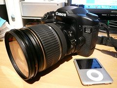 Canon EOS 40D + EF-S 17-55mm f2.8 IS USM (digitalbear) Tags: apple japan canon eos tokyo is ipod usm nano efs f28 1755mm 40d
