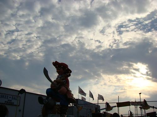 september coney sky
