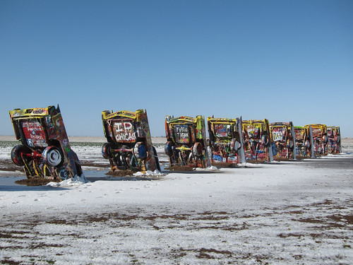 Cadillac Ranch-18