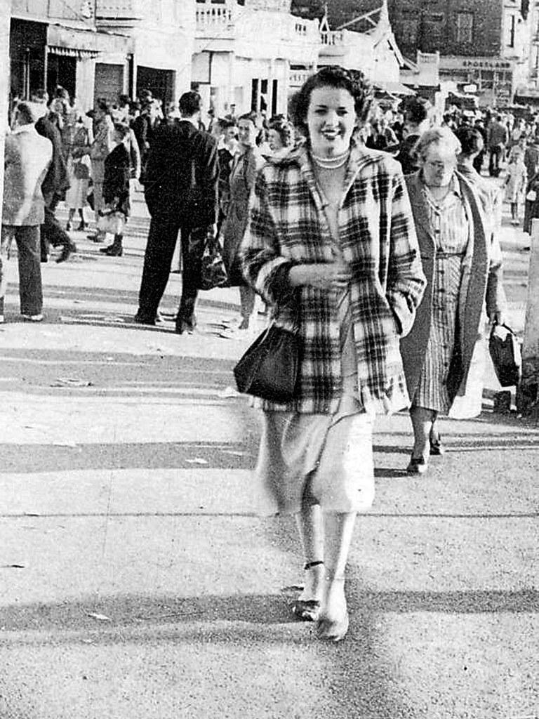 Donella Munro 1950s