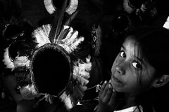 Escola Indgena (Thiago Carminati) Tags: look brasil children olhar village bahia criana indigenous olhares aldeia indgena patax coroavermelha suldabahia indianschool indigenouschildren indo escolaindgena aldeiapatax crianaindigena villagepatax