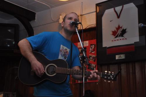 Andy Swan at The Carleton Tavern