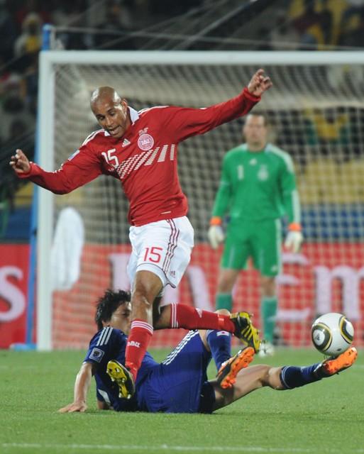Mundial Holanda versus Camerún
